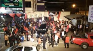 Photos+Videos: Multimedia staff awaits KABA's mortal remains