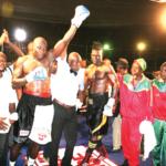Tetteh wins WBO africa heavyweight title