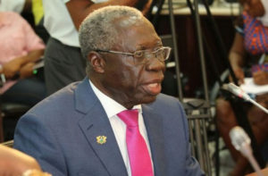 Mahama acted appropriately, deal with NPP thugs - Osafo Maafo told