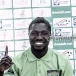 Philemon MacCarthy aims for the top with newly promoted Dreams FC