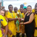Africa Online win C Squared Fibre Cup