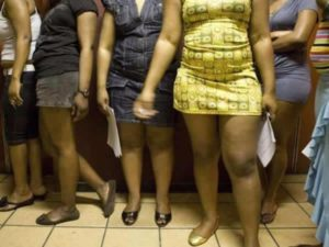 I sleep with over 10 men each night – 17yr Old Prostitute |Video