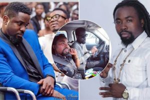 Video: I do not have a beef with Obrafour – Sarkodie