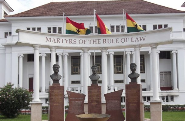 FULL TEXT: Supreme Court judgement on NDC vrs EC review application
