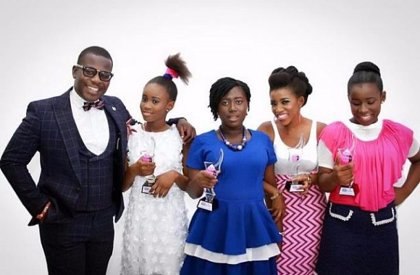Photos: Verna Water appoints models living with Autism Girls as Ambassadors