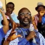 Breaking News: Former footballer George Weah is new Liberia President