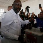 Video: Supporters of George Weah celebrate landslide Liberia election victory