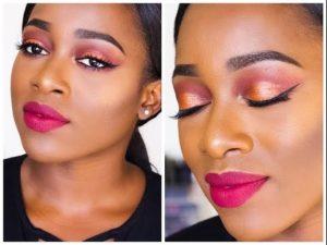 "VIDEO: GhanaGuardianBeauty - A Quick & Simple ""Fresh Face"" Makeup Tutorial"