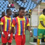 Hearts midfielder Samudeen Ibrahim blames complacency for Dreams capitulation