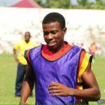 Prodigal son Thomas Abbey resumes training with Hearts of Oak