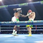 Tagoe stops Saucedo in 10th round to retain IBO Lightweight belt