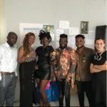 Ebony is new brand ambassador for Hi5 Chocomalt