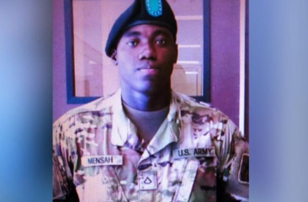 Ghanaian soldier who died in Bronx fire to receive medal