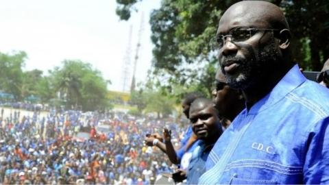 George Weah invites Arsene Wenger to inauguration as president of Liberia