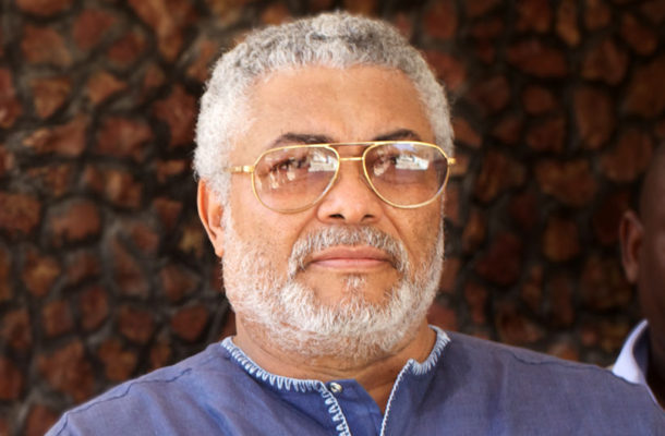 NDC ignores Mahama's advice and attacks Rawlings