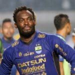 Essien to miss Persib Bandung's crucial match against PSM Makassar