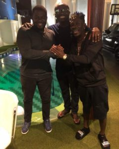 (Video)I took picture with Shatta Wale because my boss wanted it— Bulldog