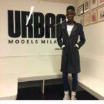 Ghana's teenage model Afia Larry signed by big Italian modelling agency
