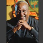 Mahama named Most Influential Ghanaian in 2017