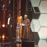 Aiteo CAF Awards 2017: Ibrahim Sunday receives CAF Legends Award
