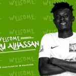 Dreams FC sign midfielder Bashiru Alhassan on a two-year deal