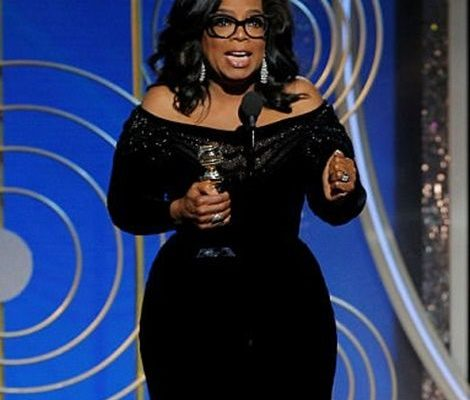 Oprah Winfrey reduces guests to tears with powerful speech