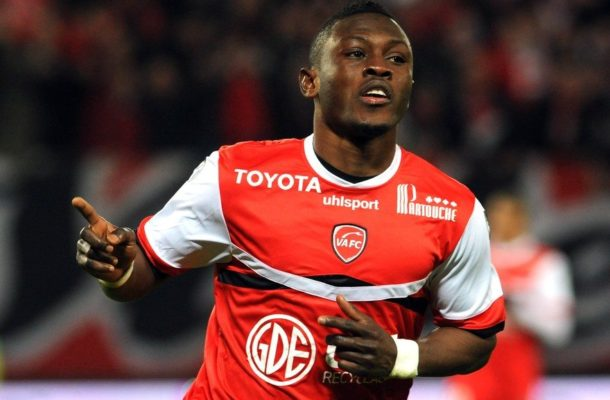 Saint-Etienne, Caen jostling for the signature of Majeed Waris