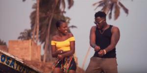 New Video: Fella Makafui stars in Medikal's video featuring Bisa Kdei