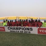 Dreams FC come from behind against Hearts of Oak to clinch G8 trophy