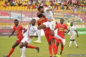 GHALCA G8: Hearts progress to finals after beating Kotoko 4-2 on penalties