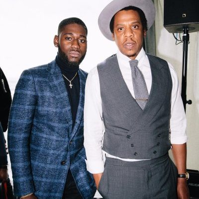 PHOTOS: Kwame Boateng parties with Jay Z at RocNation Grammy Brunch
