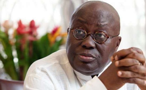 It is not my responsibility to fight corruption at GFA- Akufo-Addo