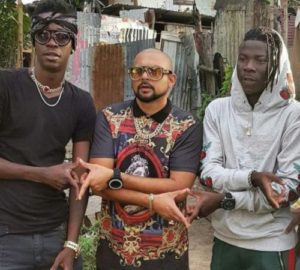 VIDEO/PHOTOS: Stonebwoy shoots video with Sean Paul