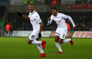 VIDEO: Jordan Ayew scores Ronaldinho-esque goal in Swansea Cup win