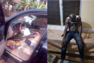 PHOTOS: Outspoken NPP executive mercilessly beaten by thugs