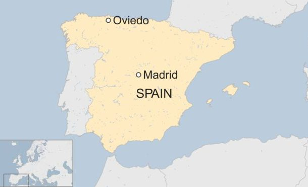 Spanish prisoner wakes up in mortuary