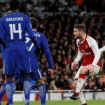 FT: Arsenal 2-1Chelsea-Gunners reach Carabao Cup final