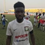 Player of the Tournament award is a moral booster - Leonard Owusu