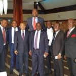Ahmad,Nyantekyi lead powerful CAF delegation in Liberia for Weah inauguration