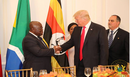 Ghana not 'shithole'; You can't 'insult' us – Akufo-Addo replies Trump