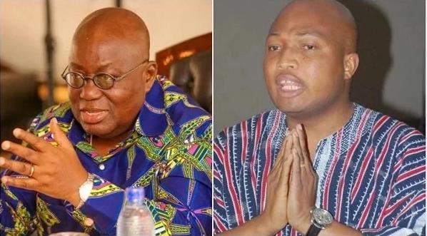 Tell us the amount you spent on 'abortive' referendum – Okudzeto to Akufo-Addo
