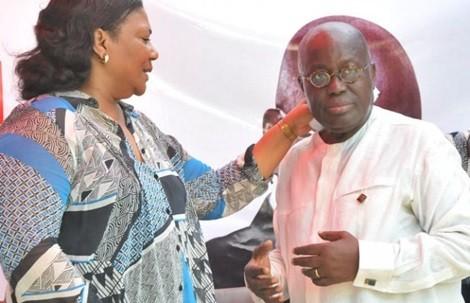 Prez Akufo Addo praises wife on KATH project