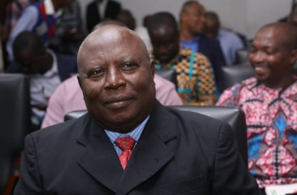 I'm prepared to answer any question regarding my appointment – Amidu