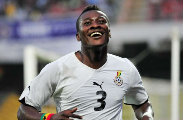 Honour Asamoah Gyan with a testimonial match - Sam Johnson