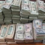 Three Ghanaian men attempting to smuggle $143,000 to America busted by U.S Customs