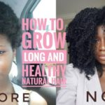 VIDEO: Tips for growing long and healthy natural hair