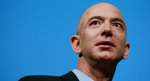 Jeff Bezos' net worth increases by $6.1bn in 5 Days