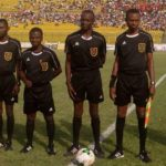 Ghanaian referee Anafo Nathan excited about FIFA badge