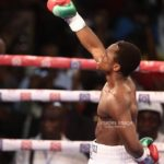 'I'm coming for you baby'  Dogbe dares Champion Jessie Magdaleno