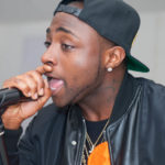 VIDEO: Female fans grab Davido's manhood on stage